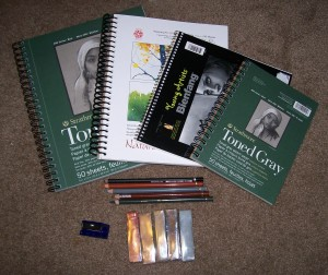 Blog More Charcoal Supplies
